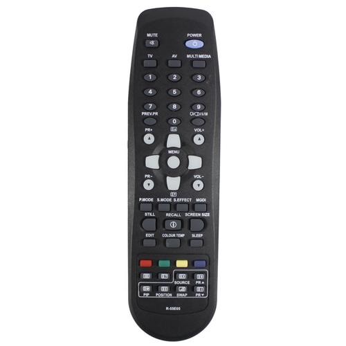 Фото - Пульт ДУ Huayu R-55E05 для телевизоров Daewoo DPP-32A2/DPP-42A3V, черный пульт huayu для daewoo r 48a01