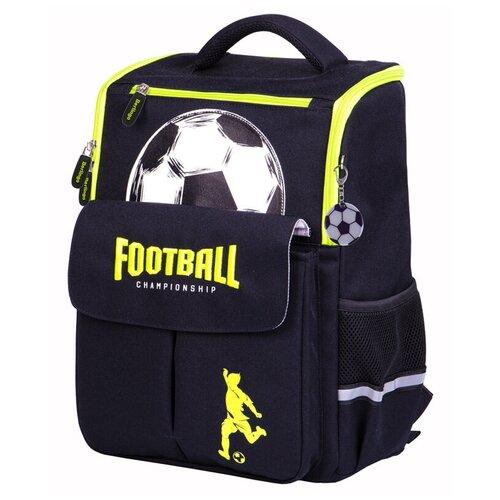 Berlingo ранец Concept Футбол, черный