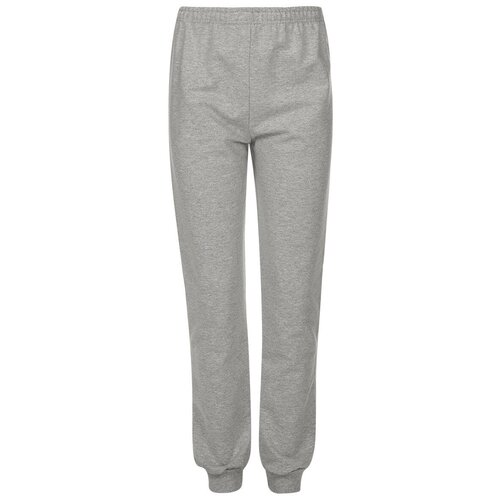 Спортивные брюки M&D размер 128, серый меланж