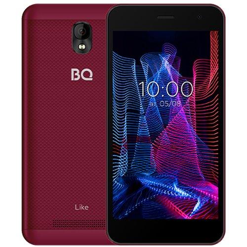 Смартфон BQ 5047L Like красный