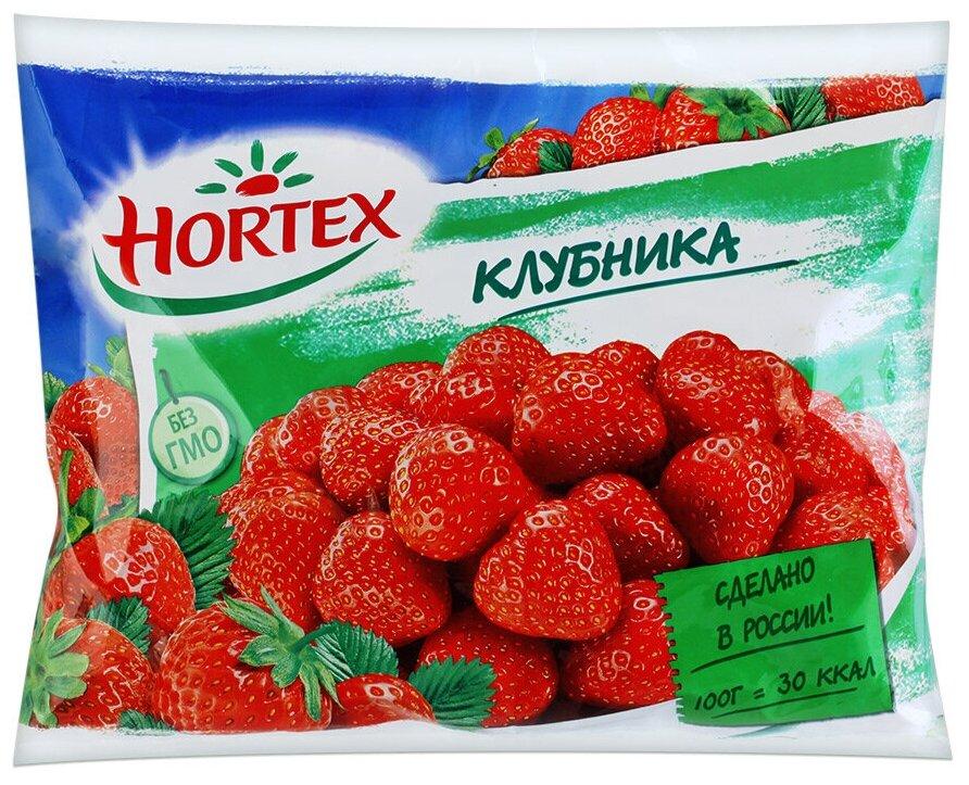 HORTEX Замороженная клубника 300 г