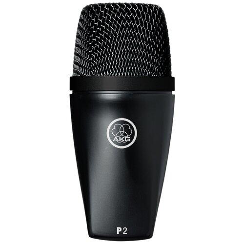 Микрофон AKG P2, черный