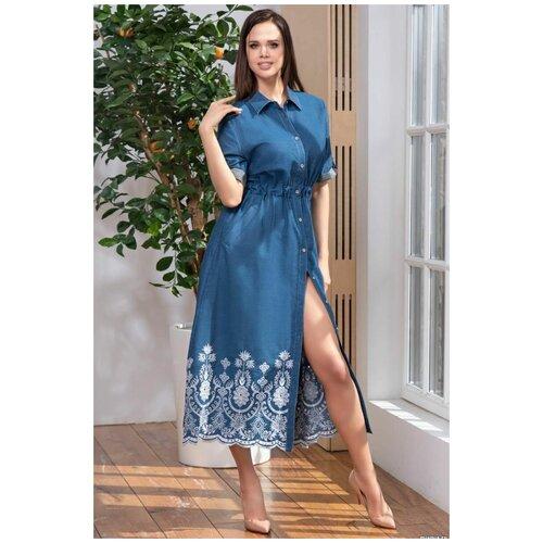 Пляжное платье Mia-Mella Montana, размер S, синий