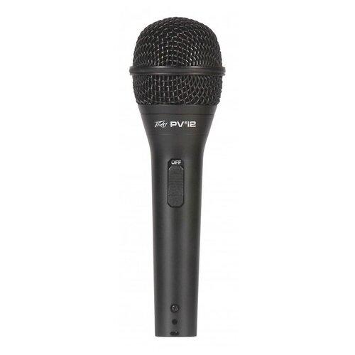 Микрофон Peavey PVi 2 XLR, черный