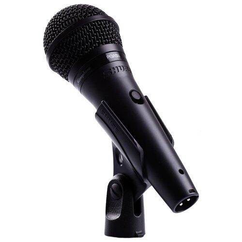 Микрофон Shure PGA58-XLR-E, черный