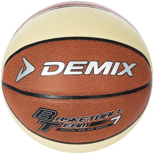 Мяч баскетбольный Demix demix брюки мужские demix размер 54