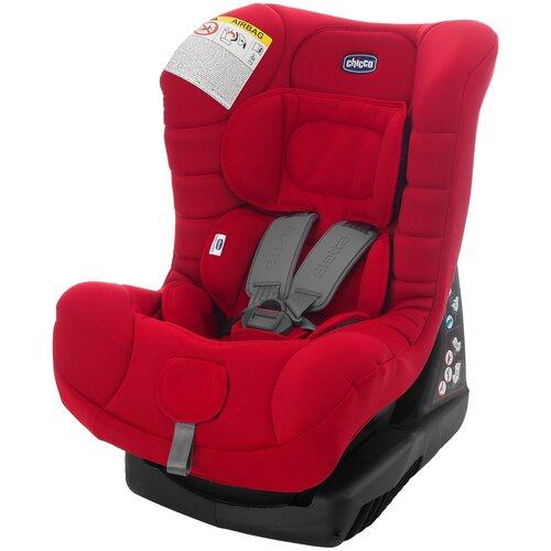 Автокресло группа 0/1 (до 18 кг) Chicco Eletta Comfort, race автокресло группа 0 1 до 18 кг chicco 2easy red passion