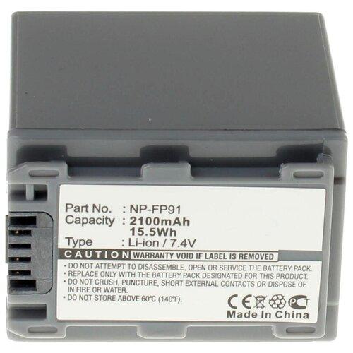 Фото - Аккумулятор iBatt iB-U1-F282 2300mAh для Sony HDR-HC3, DCR-SR60, DCR-HC23E, DCR-HC17E, DCR-HC26E, DCR-HC35E, DCR-HC30E, DCR-HC96E, DCR-HC18E, DCR-HC32E, DCR-HC19E, DCR-DVD105E, DCR-HC46E, DCR-HC42E, DCR-DVD405E, аккумулятор ibatt ib u1 f324 3300mah для sony dcr sr62 dcr sr300 hdr hc7 hdr ux5 dcr sr100 hdr ux7 dcr sr45 hdr sr11e dcr sr65 hdr sr10e dcr sx40 dcr dvd610e dcr dvd106e dcr sr42 dcr sr47 hdr sr12e