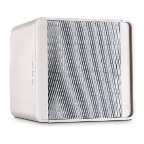 Подвесная акустическая система APart KUBO3T white