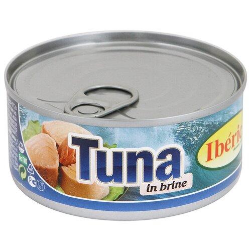 тунец в собственном соку sunfeel 170 г Iberica Тунец в собственном соку, 160 г