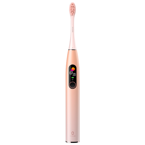 Звуковая зубная щетка Oclean X Pro, sakura pink