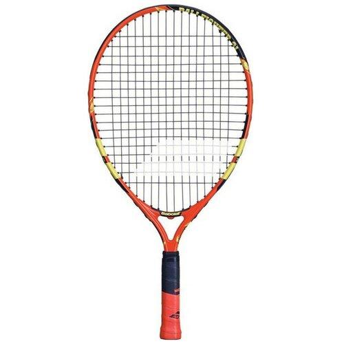 Ракетка для большого тенниса Babolat Ballfighter 21 21'' 000 желтый/оранжевый ракетка для большого тенниса babolat b fly 23 gr000 140244 детская 7 9 лет фиолет бирюзовый