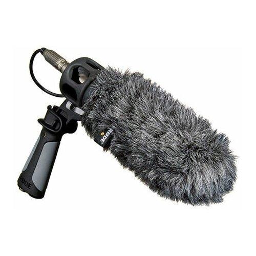 Фото - RODE WS7 Меховая ветрозащита для микрофонов NTG-3 ветрозащита boya by b04 для микрофонов пушек