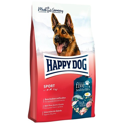 Сухой корм для взрослых собак Happy Dog Supreme Fit & Vital Sport Adult 14 кг