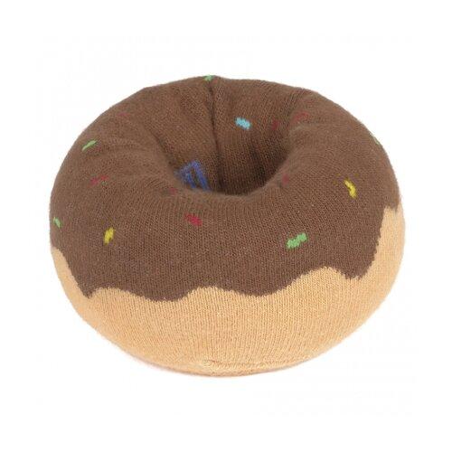 Носки Doiy, Doughnut, коричневые