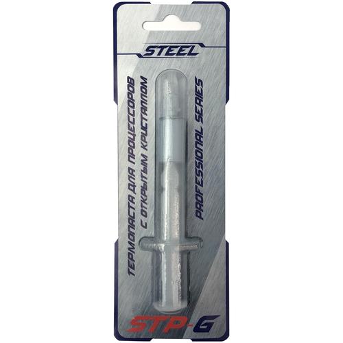 Термопаста STEEL STP-G 3 г шприц