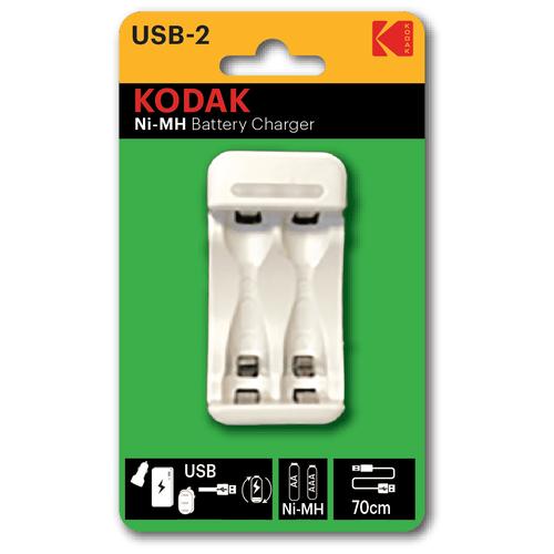 Фото - Зарядное устройство KODAK C8001B USB [K2AA/AAA] опциональный принтер kodak 1324391