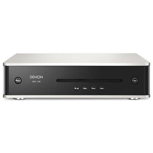 CD-проигрыватель Denon DCD-100 черный/серебристый