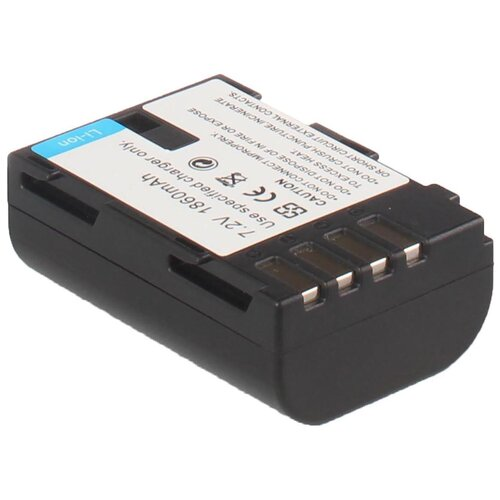 Фото - Аккумулятор iBatt iB-B1-F234 2000mAh для Panasonic DMW-BLF19E, DMW-BLF19, DMW-BLF19PP аккумулятор panasonic dmw blc12e для fz1000 fz300 g5 g6 gh2 fz200 gx8