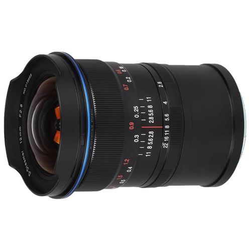 Фото - Объектив Laowa 12mm f/2.8 Zero-D Nikon Z черный объектив laowa 15mm f 4 5 zero d shift nikon z черный