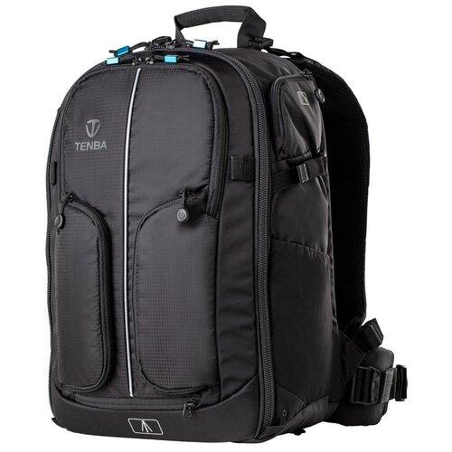 Рюкзак для фото-, видеокамеры TENBA Shootout Backpack 24 black