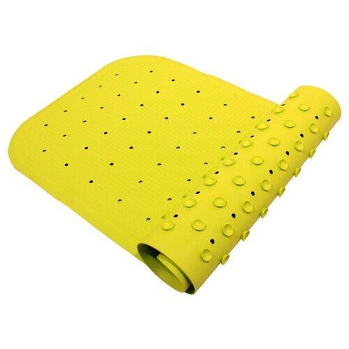 Коврик для ванны Roxy kids BM-34576 салатовый roxy kids коврик roxy kids для ванны антискользящий резиновый 35 76 см желтый