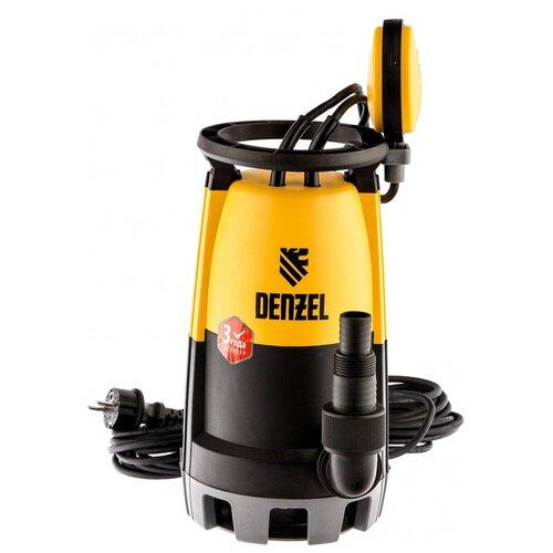 Дренажный насос Denzel DP450S (450 Вт) дренажный насос denzel dp450s 450 вт