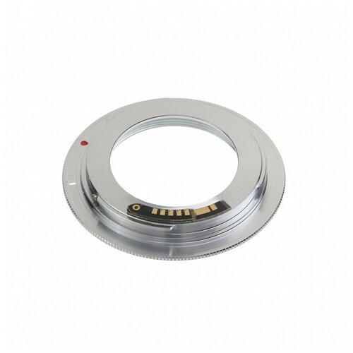Фото - Кольцо переходное Falcon Eyes M42 на Canon EOS с чипом кольцо fujimi adapter canon eos m42 fjar 42eos 478