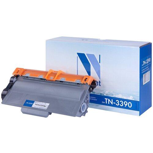 Фото - Картридж NV Print TN-3390 для Brother, совместимый картридж nv print tn 2075 для brother hl2030 2040 2070n mfc7420 7820n 2500k шт