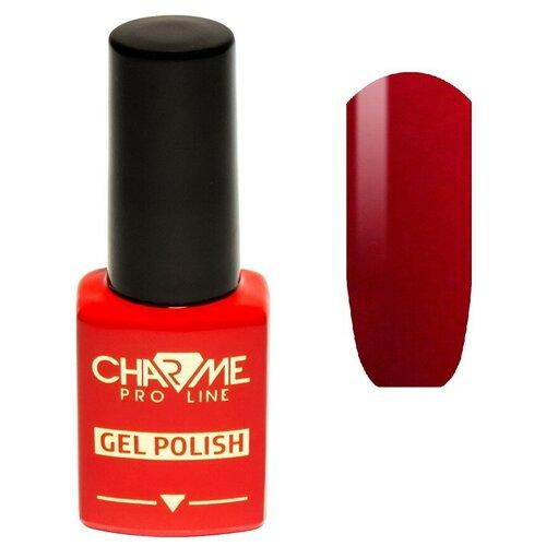 Купить Гель-лак для ногтей CHARME Pro Line, 10 мл, 261 - сольферино