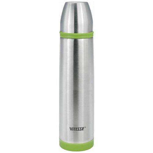Классический термос Vitesse VS-2630, 0.5 л зеленый
