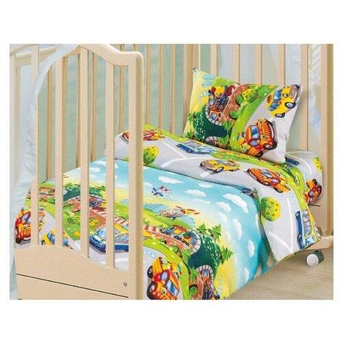 АртПостель комплект Детский парк (3 предмета) разноцветный