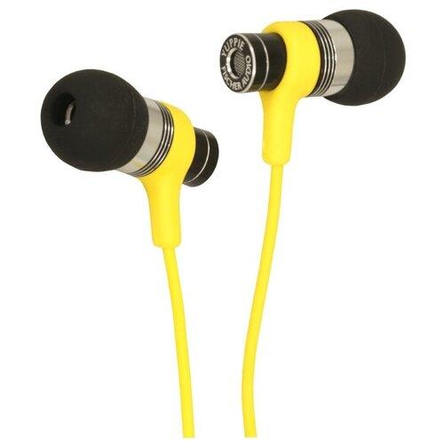Фото - Наушники Fischer Audio Yuppie, желтый наушники fischer audio tandem black