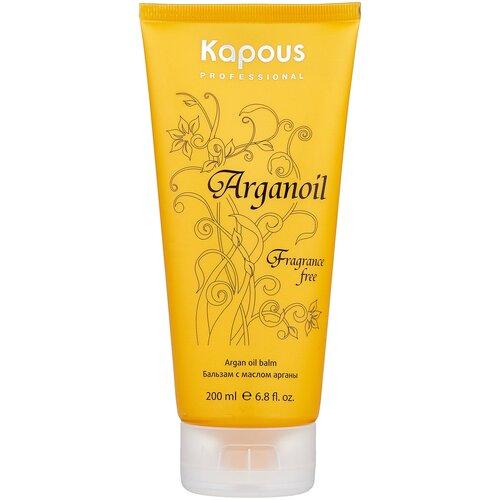 Kapous Professional бальзам для волос Arganoil с маслом арганы, 200 мл