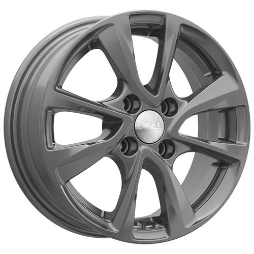 Фото - Колесный диск SKAD Ницца 5.5х14/4х98 D58.6 ET35, графит колесный диск x race af 07 5 5х14 4х98 d58 6 et35 bkf