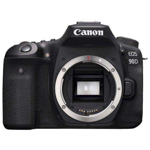 Фото - Фотоаппарат Canon EOS 90D Body черный фотоаппарат