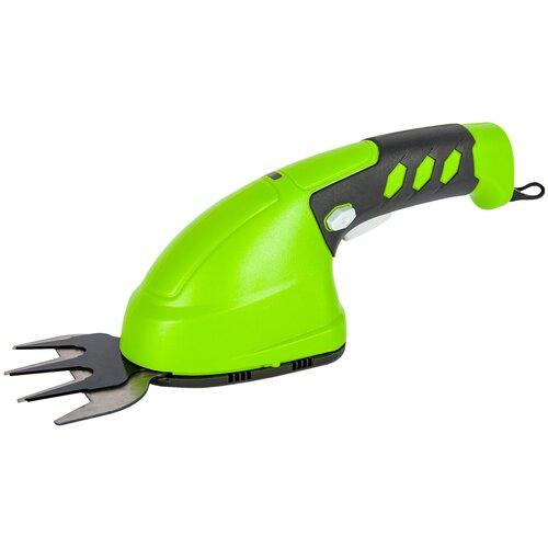 Фото - Ножницы-кусторез аккумуляторный greenworks 2903307 16 см ножницы кусторез бензиновый echo hcr 165es 64 см