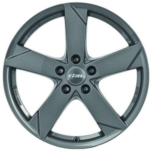Фото - Колесный диск RIAL Kodiak 8х19/5х108 D63.4 ET55, graphite колесный диск next nx 015