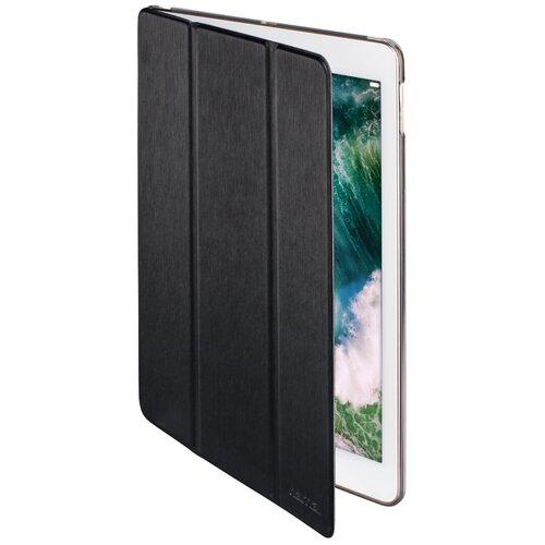 Чехол HAMA Fold Clear Tablet Case для Apple iPad 9.7 (2017/2018) black чехол hama fold clear tablet case для apple ipad 9 7 2017 2018 black