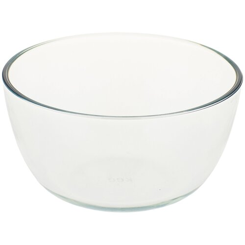 Миска Appetite стеклянная 0,45 л