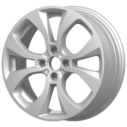 Фото - Колесный диск SKAD KL-296 6х16/4х100 D60.1 ET41, artic grey колесный диск skad эко 6х16 4х100 d67 1 et45 селена