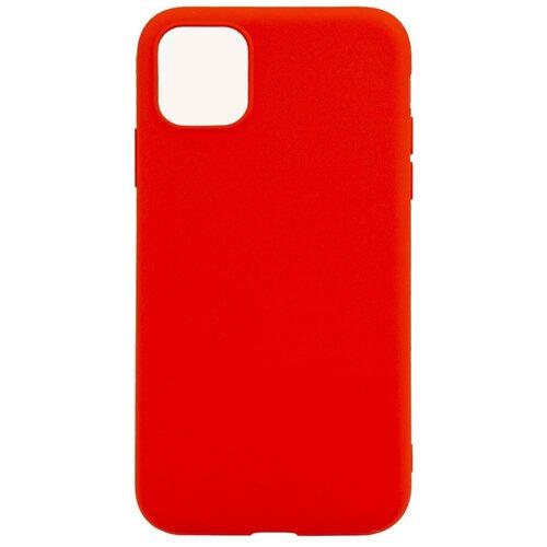 Защитный чехол для iPhone 11 / на Айфон 11 / бампер / накладка на телефон / Красный
