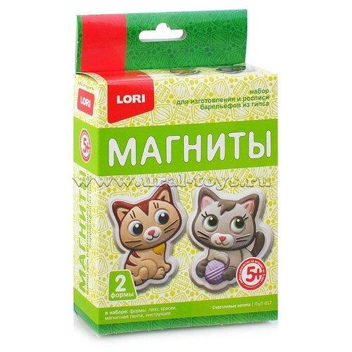 LORI Магниты Счастливые котята (Пз/Г-017)