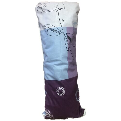 Подушка лузга гречихи 60x60 см.