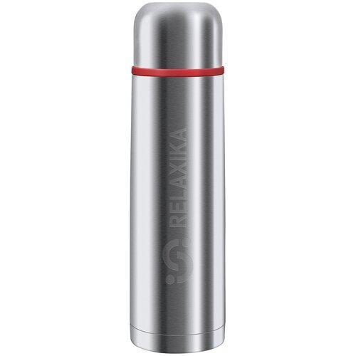 Классический термос Relaxika 101, 1 л стальной