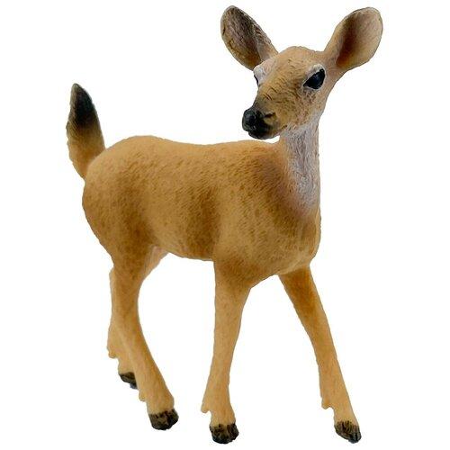 Фигурка Город Игр Самка благородного оленя коричневая L GN-8515/a8556
