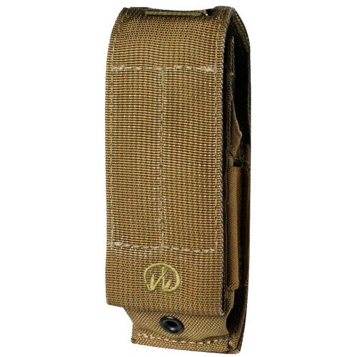 Фото - Чехол для мультитула LEATHERMAN 930366 коричневый чехол для мультитула leatherman leatherman nylon sheath l черный l