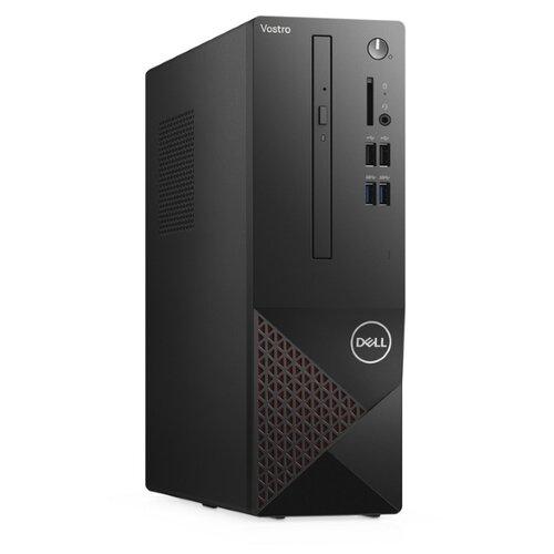 Настольный компьютер DELL Vostro 3681 SFF (3681-9955) Intel Core i5-10400/8 ГБ/256 ГБ SSD/Intel UHD Graphics 630/Linux черный