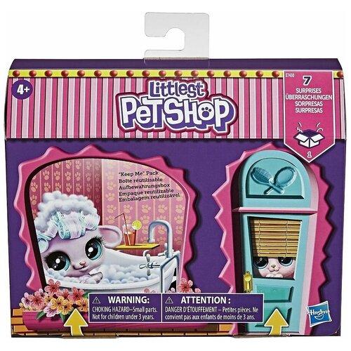 Игровой набор Littlest Pet Shop Груминг-салон для петов E7430