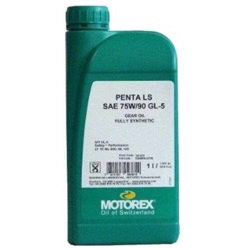 Трансмиссионное масло Motorex PENTA LS 75W-90 1 л